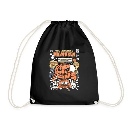 The Incredible Pumpkin 19 1 - Turnbeutel