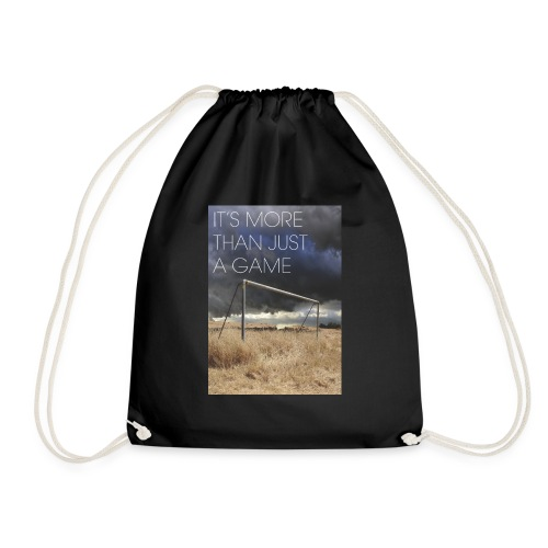 more - Drawstring Bag