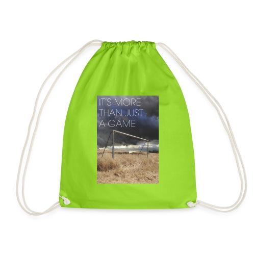more - Drawstring Bag