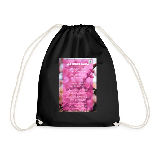 Mother's Day T-Shirt - Drawstring Bag