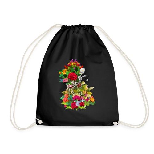 Lady flower - Sac de sport léger