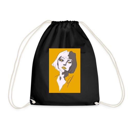 unfocused - Drawstring Bag