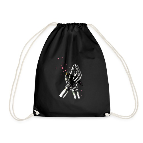 prisoner of love - Drawstring Bag