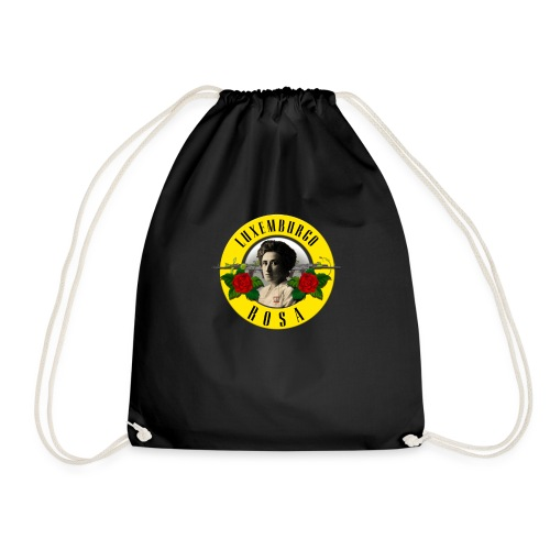 Rosa Luxemburgo - Mochila saco
