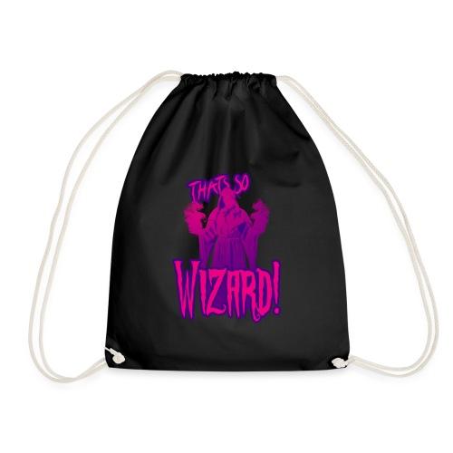 Thats so Wizard - Drawstring Bag