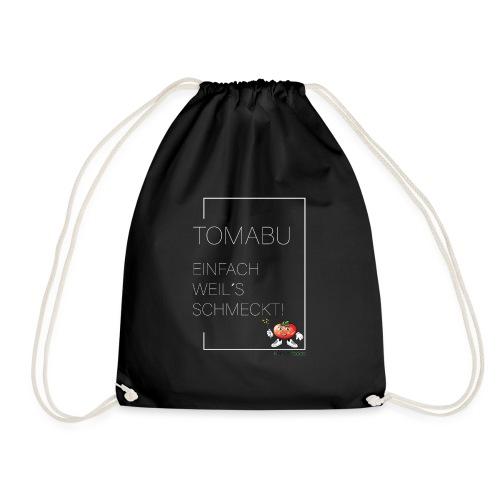 TomaBu Einfach weil´s schmeckt - Turnbeutel