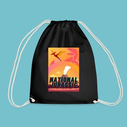 Cretaceous Extinction - Drawstring Bag