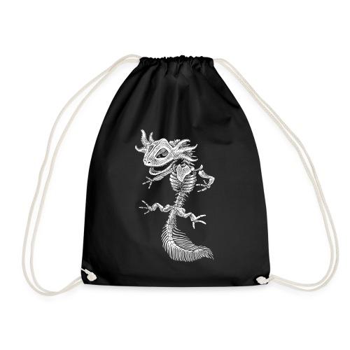 Axolotl Skeleton - Sac de sport léger