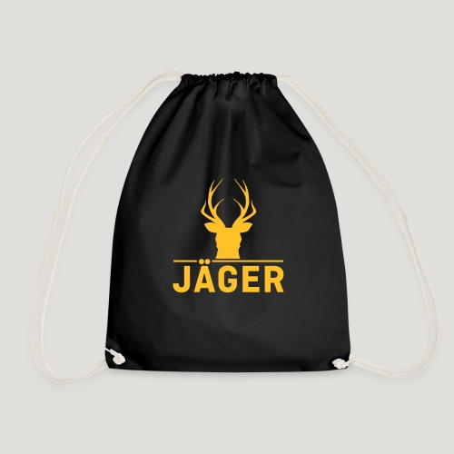 Jäger! Jäger Shirt Jaeger - Turnbeutel