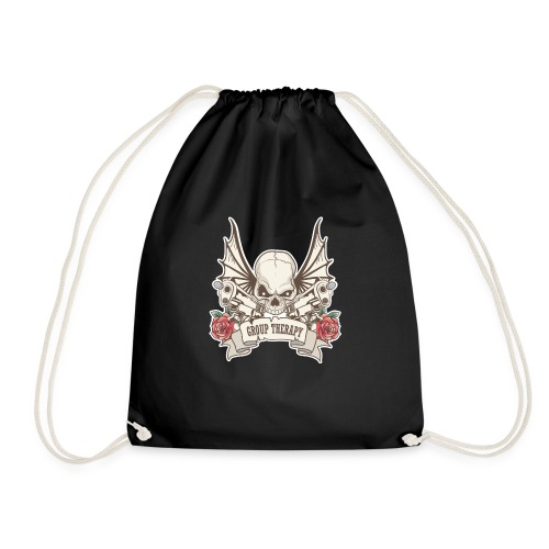 Group Therapy T-Shirt - Drawstring Bag