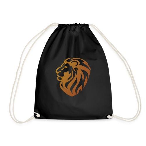 Bronze lion - Sac de sport léger