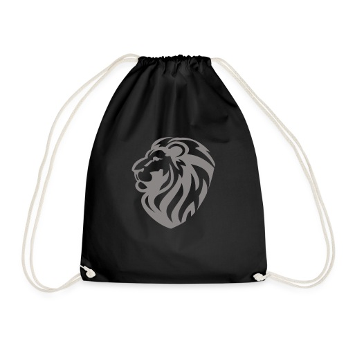 Lion grey - Sac de sport léger