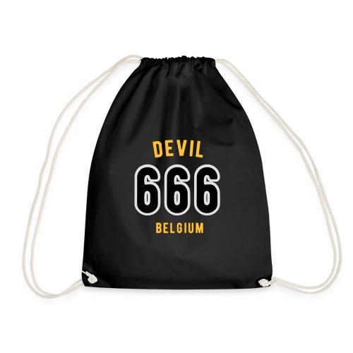 666 devil Belgium - Sac de sport léger