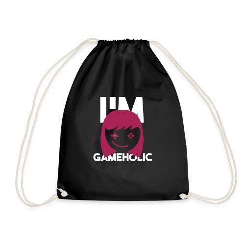 I´m Gameholic - Mochila saco