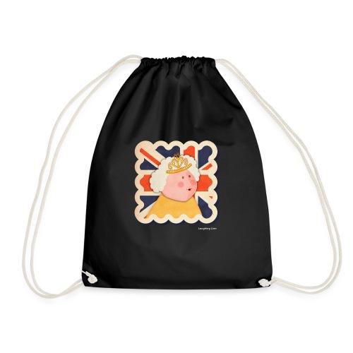 The Queen - Drawstring Bag