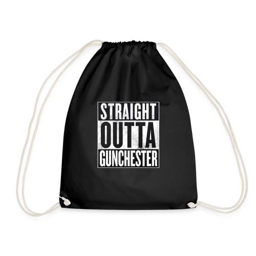Straight Outta Gunchester - Drawstring Bag