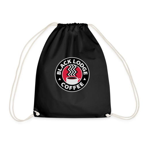 TWINPEAKS BLACK LODGE - Drawstring Bag