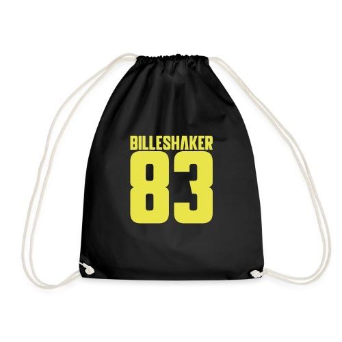 Billeshaker 83 Yellow - Drawstring Bag