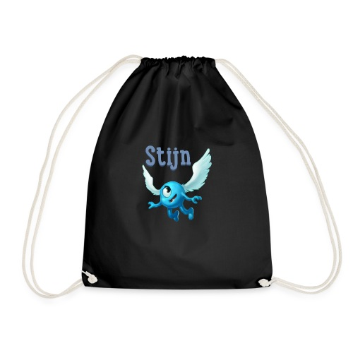 stijn png - Drawstring Bag