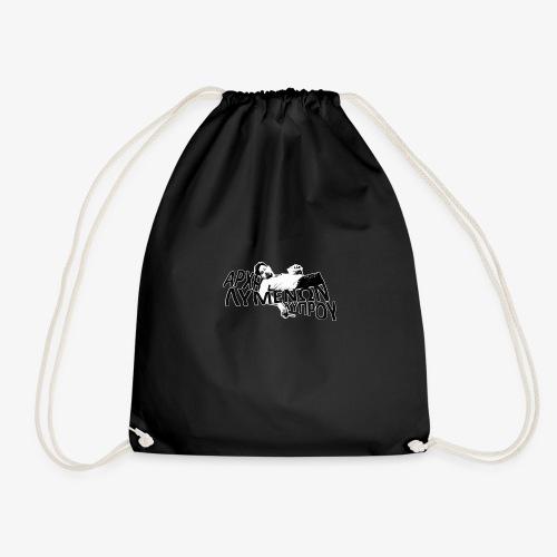 Arhi limenon kiprou - Drawstring Bag