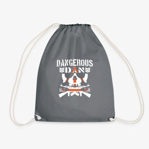 Dangerous Dan - Drawstring Bag