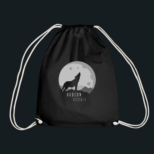 HudsonVisuals Wolf Gray - Turnbeutel