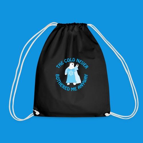 Cold Bear - Drawstring Bag