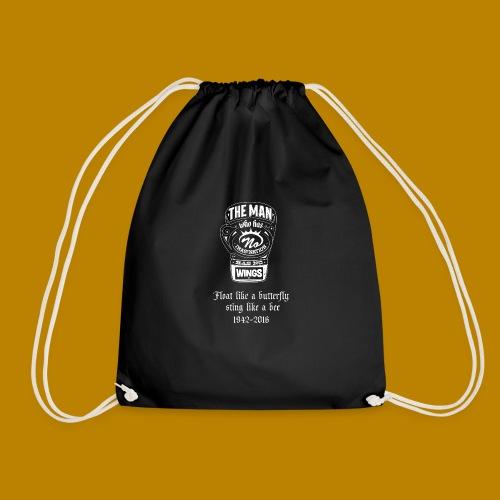 Muhammed Ali Quotes - Drawstring Bag