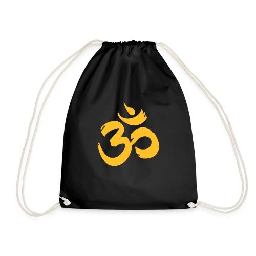 aum_yoga - Drawstring Bag