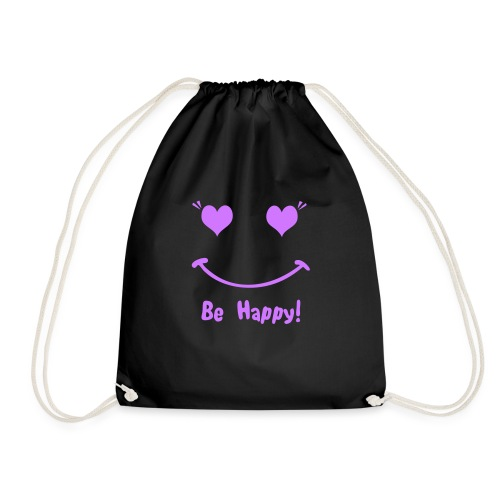 Be happy - Sac de sport léger