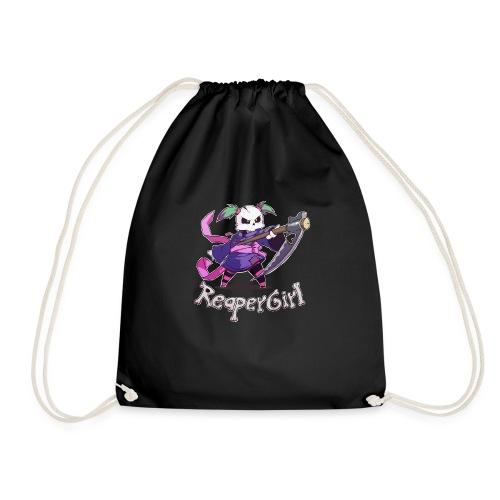 Reapergirl png - Turnbeutel