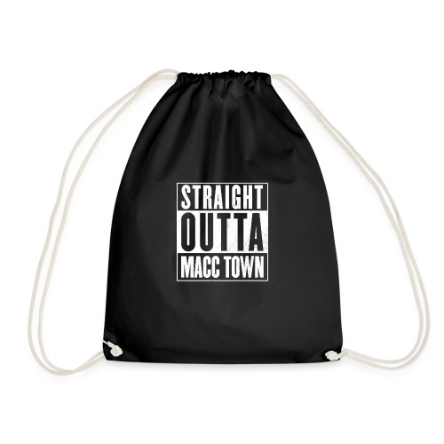 Macc Town T Shirt - Drawstring Bag