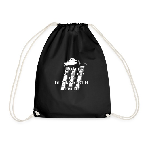 Lovely Weather - Drawstring Bag