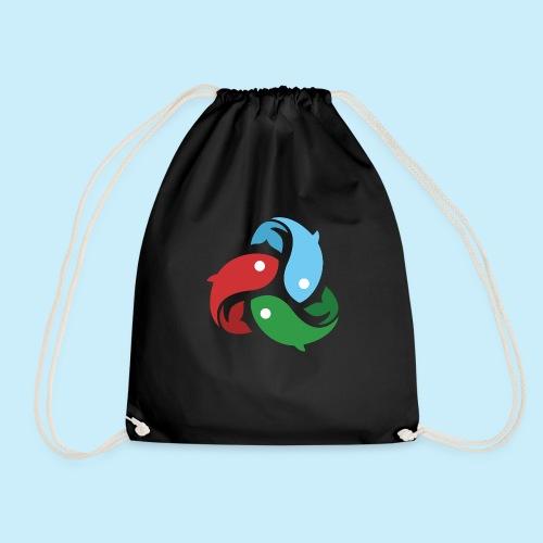 De fiskede fisk - Sportstaske