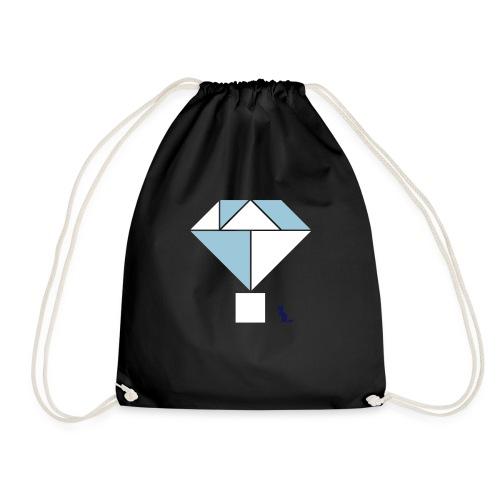 En mode tangram - Diamond - Sac de sport léger