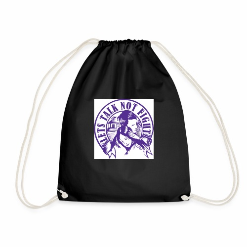 52593 US Army T Shirt - Drawstring Bag