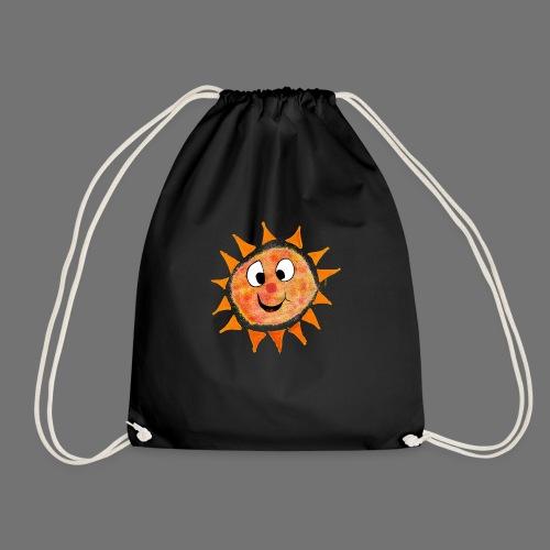 Sun - Drawstring Bag