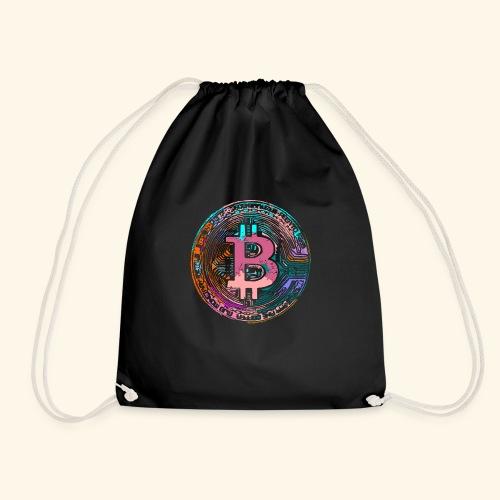 BITCOIN,crypto - Mochila saco