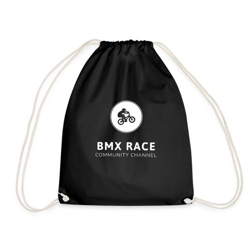 bmxlogo - Drawstring Bag