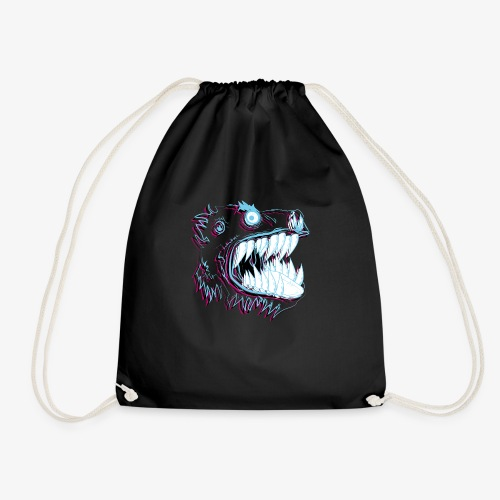 monster neon - Sac de sport léger
