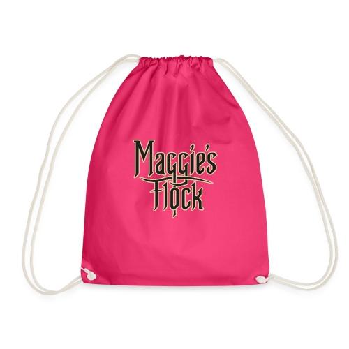 Maggie's Flock logo 2.0 - Gymtas