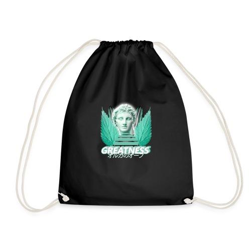 Greatness - Drawstring Bag