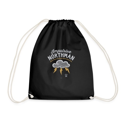 Impulsive Northman - Drawstring Bag