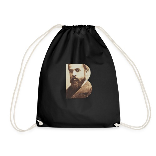 BT_GAUDI_ILLUSTRATOR - Drawstring Bag