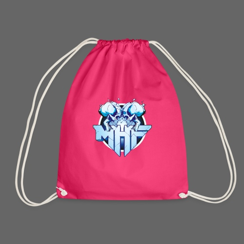 MHF New Logo - Drawstring Bag