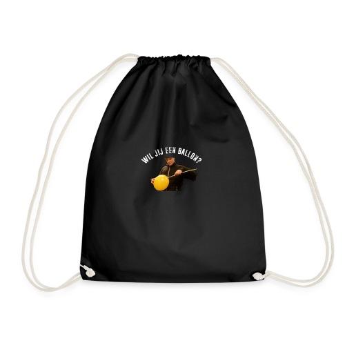 Official PanaPunch Shirt - Wil jij een ballon? - Gymtas