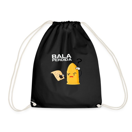 Bala Perdida / Loss Bullet - Mochila saco
