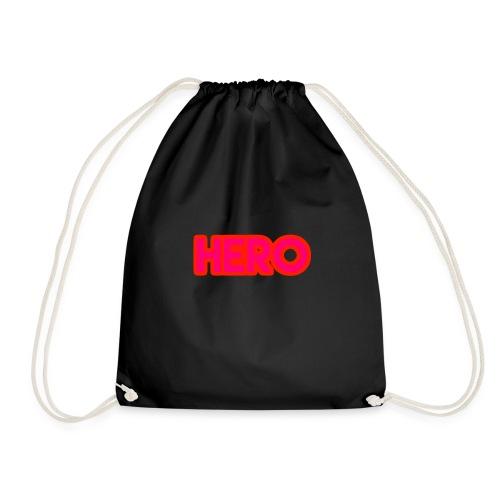 hero telefoonhoesje png - Drawstring Bag