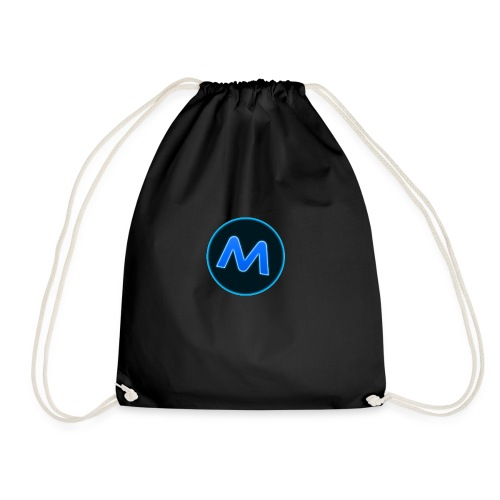 Its Muzza Official T-shirt - Drawstring Bag