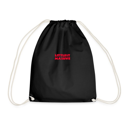littlest-massive - Drawstring Bag
